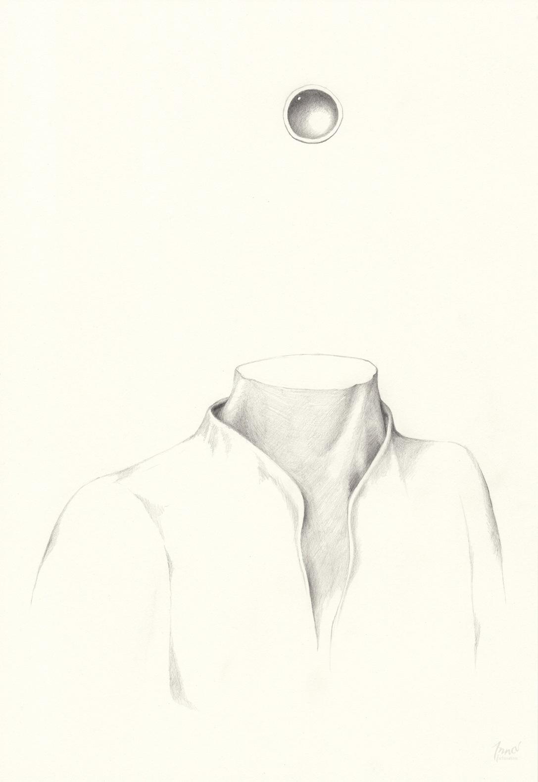 SOUL | pencil on paper