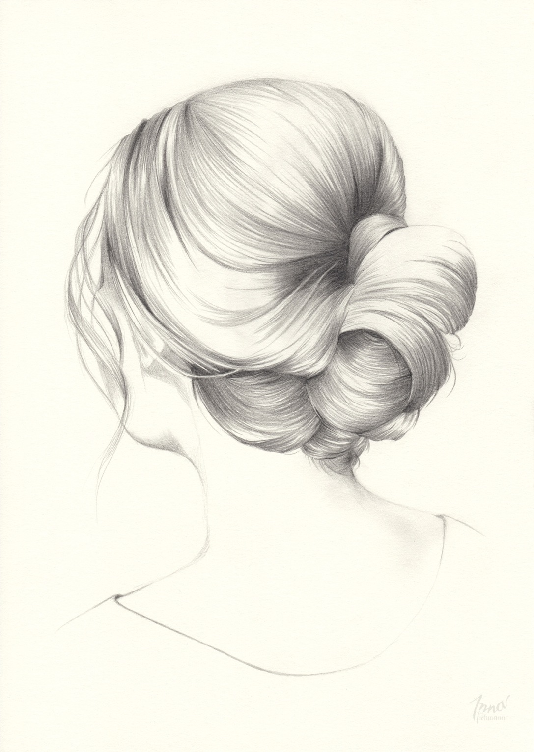 GIRL II | pencil on paper