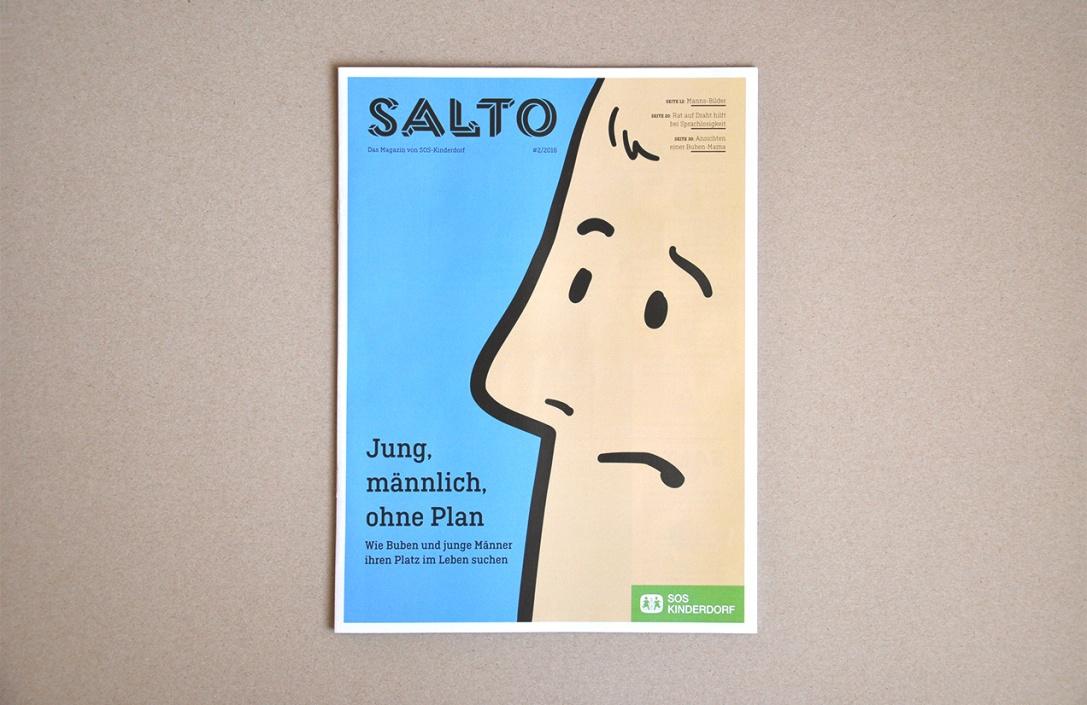 SALTO Cover | SOS-Kinderdorf