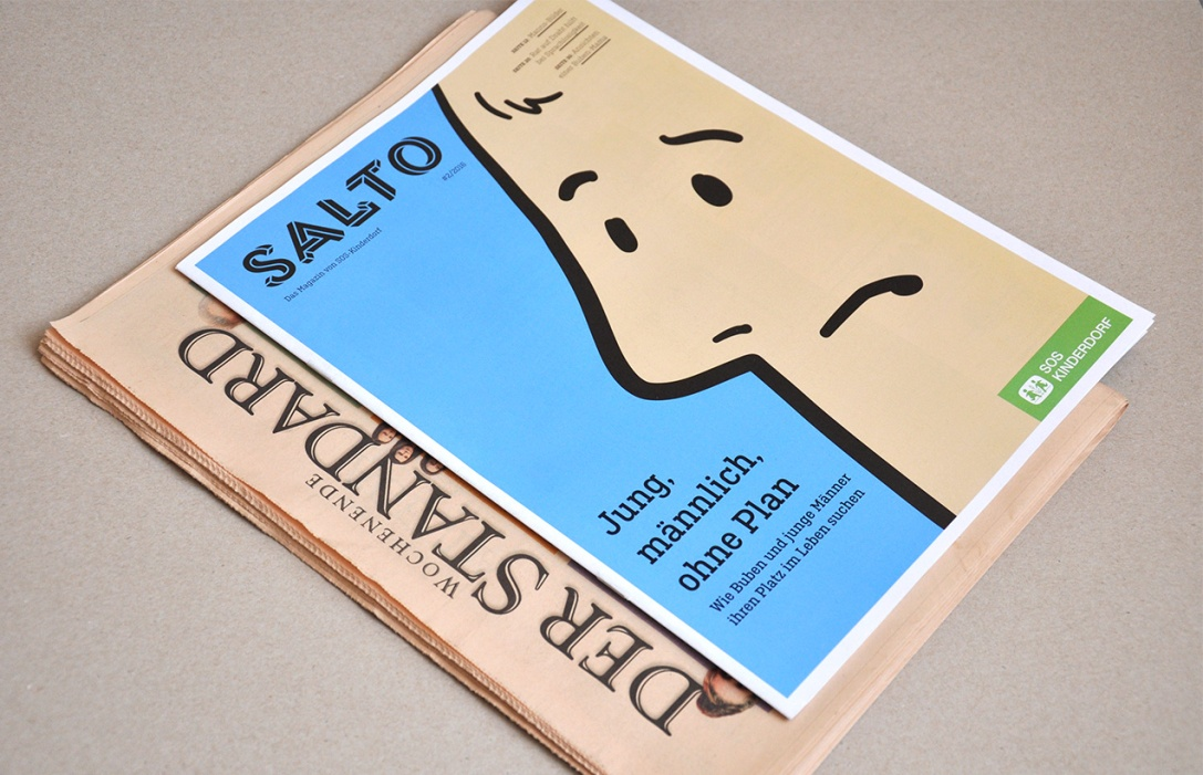 SALTO Cover   SOS-Kinderdorf