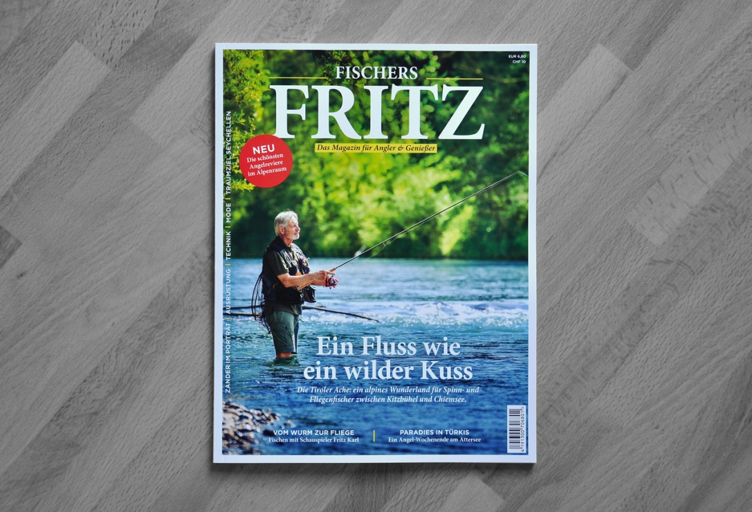 FISCHERS FRITZ Magazine | Cover