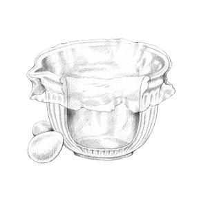 Tipps & Tricks Illustrationen | Schüssel und Eier