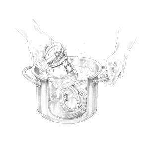 Tipps & Tricks Illustrationen | Gläser waschen